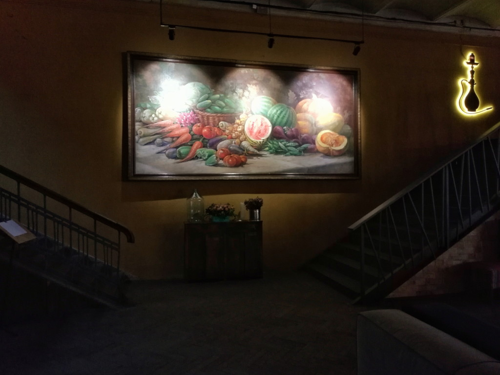 Картина в Fabrika.space