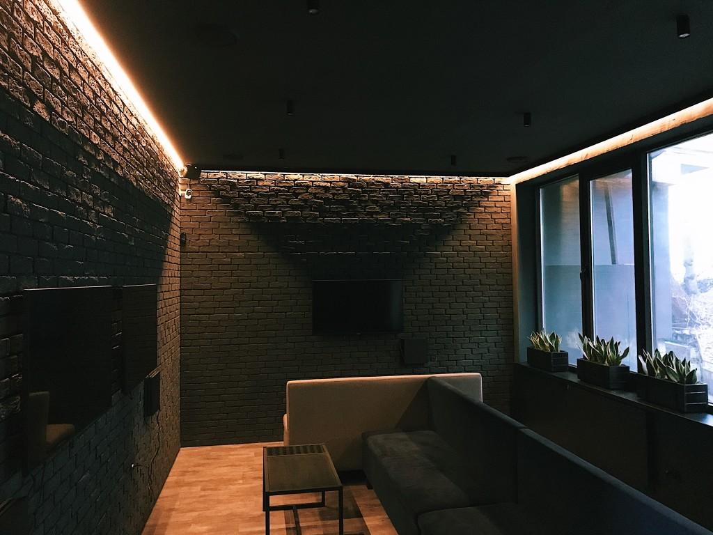 Игровая комната в Underground