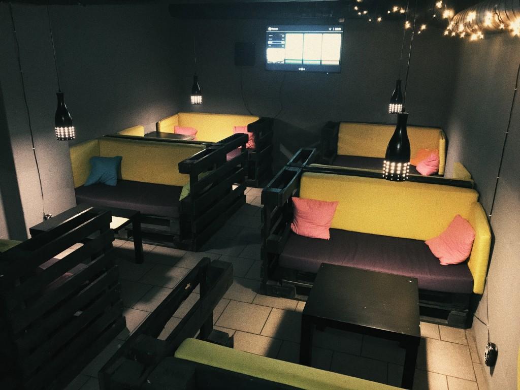 Второй зал кальянной Lima Hookah Gonchara