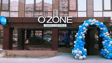 Кальянная Озон на Успешной - вид с улицы