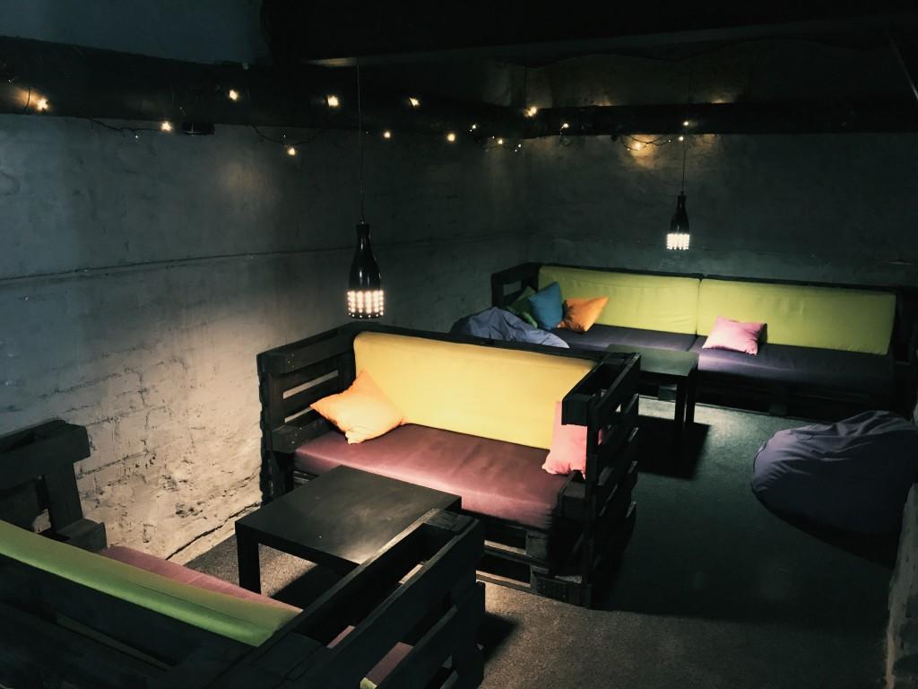 Один из залов Лимы на Гончара