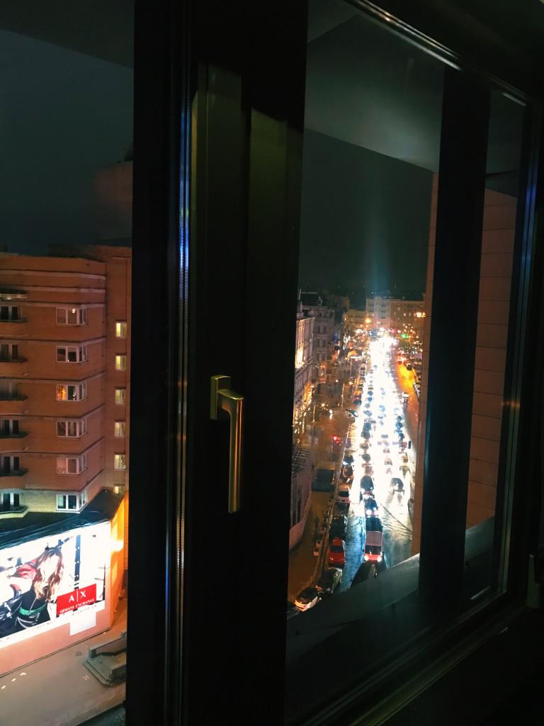 Правильный вид из окна — всегда большой плюс. Hookah Space Sky Bar
