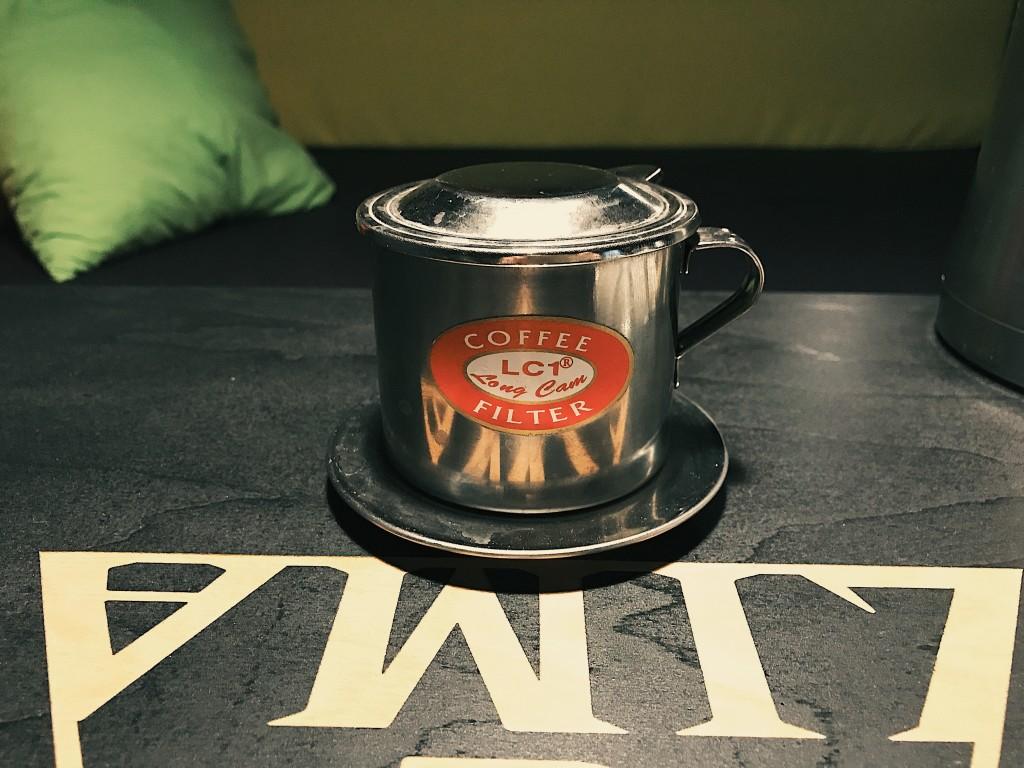 Вьетнамский кофе в Лиме - 55 грн