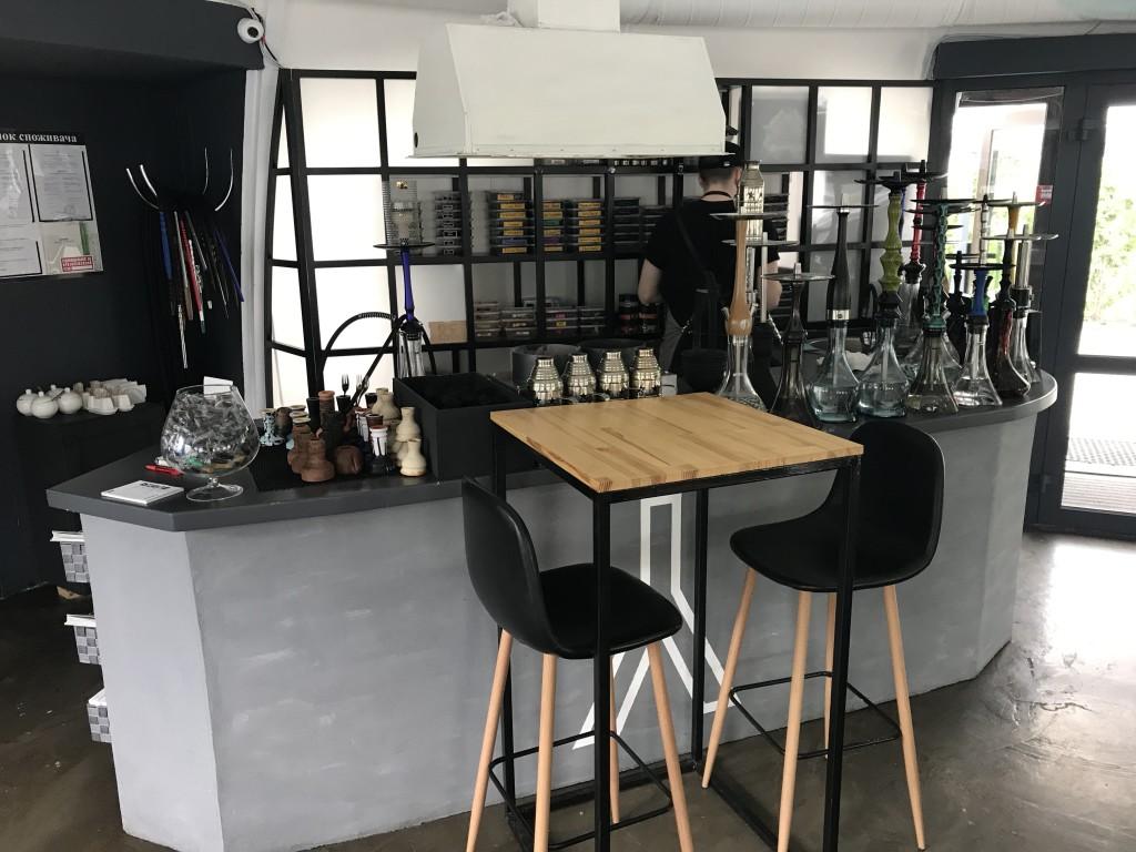 Кальянная мастерская: специальная зона, где творят ароматы. Easy Westgate