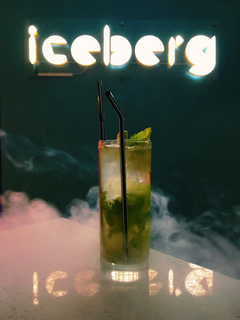 Коктейль Мохито за 130 грн в Iceberg Lounge bar на Майдане