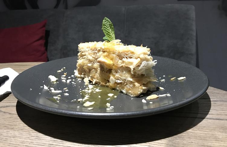 Торт Наполеон в Efir на Антоновича