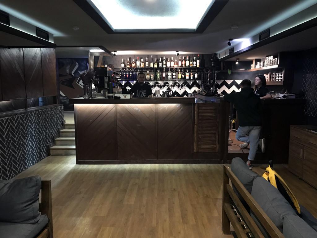 Алкогольный бар в Эндорфине на Оболони
