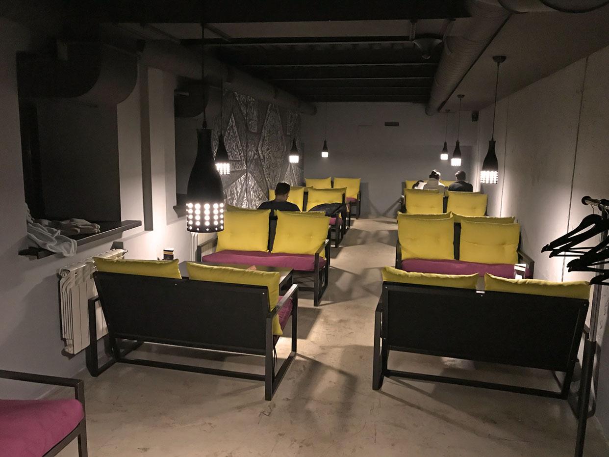 Lima Podol: основной зал