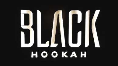 Black Hookah Киев — логотип кальянной