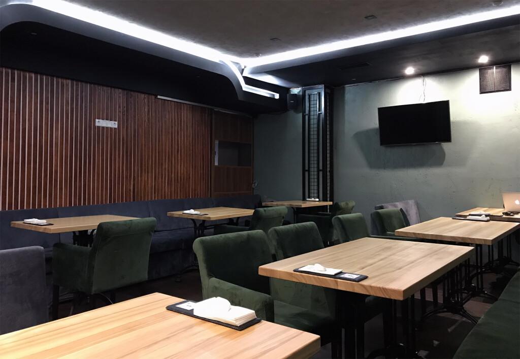 Второй зал бара