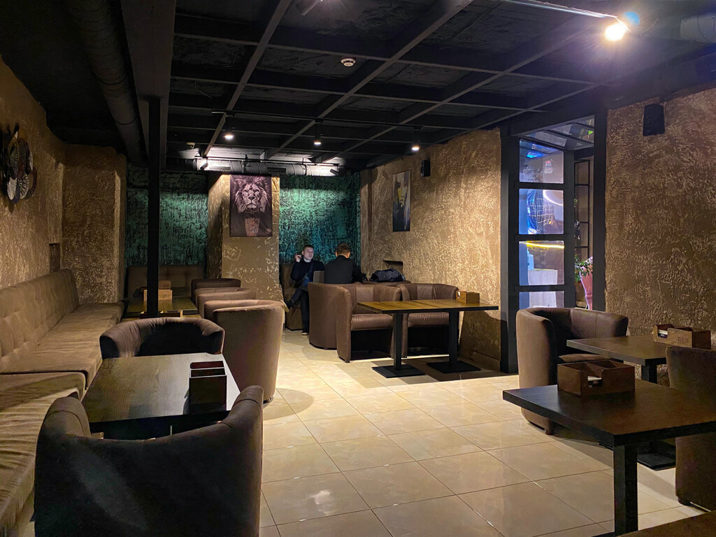 Второй зал BRB Lounge