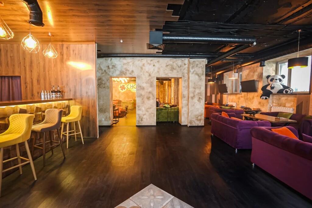 Разные форматы посадки под разные вкусы гостей — Chorse Lounge