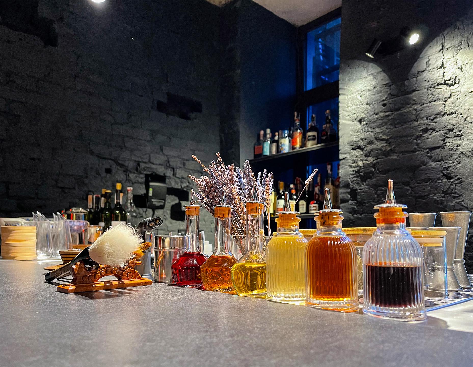 Коктейльный бар в HP Shevchenko — Киев